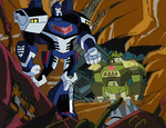 Decepticons, we got to draw them off and double... by du365