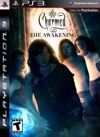 Charmed PS3 Game Cover by ShiningAllure