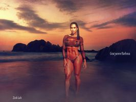 Gracyanne Barbosa by Zed-lah