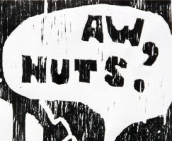 Aw, Nuts: detail by Arkholt