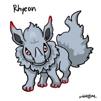 Rhyeon by sribbleinc