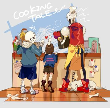 cooking by kyouichi-s