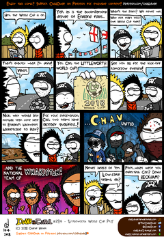 Littleworth World Cup Pt.1 by ChazzyDoody