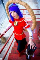Kanako Yasaka -  Single cosplay by Whitaco-s