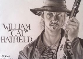Hatfields and McCoys - Boyd Holbrook by SKM-art