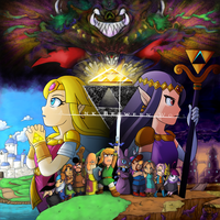 Zelda_A Link Between Worlds by Ethereal-Harbinger