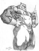 Kilowog by midknight23