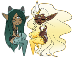 Crystal babes (p) by BittyBabies