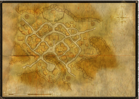 Blank City Map Sulindal by ThedasScholar