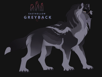 Greyback by WILTHKING