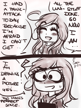 WHAT IS MY LIFE. by TheGweny