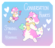 {CLOSED} Conversation Hearts by Nickerroni