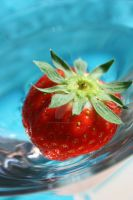 Strawberry II by Water-flower
