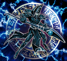 Dark Magician [2016 Artwork] by AlanMac95