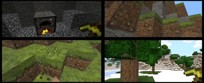 Borderlands for Minecraft by GoldenAshTree