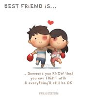 BFF Ep.08 Best Friend is.. Fight and be ok by hjstory