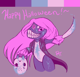 Atticus wishes you a Happy Halloween by MimMagee