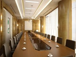 Meeting room 2 by Amr-Maged