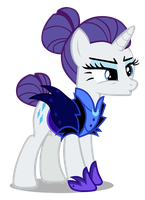 Rarity Seriously by Hendro107