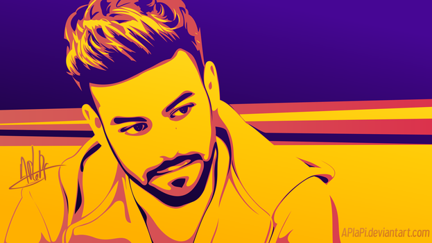 Agoney - OT 2017 by APlaPi
