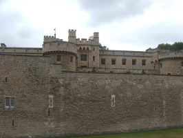 Tower of London 3 by Magdyas