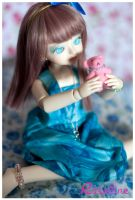 Rosaline - Would you like to play with Mrs Bear? by SyrynValentyne