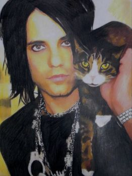 Criss Angel by JStephenson