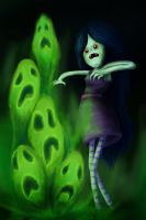 Marceline the Vampire Queen by WaterLily-Gems