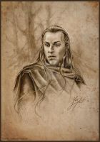 Haldir - Marchwarden of Lorien by TatharielCreations
