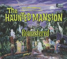 The Haunted Mansion Remastered Preview by ARTIST-SRF