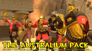 [DL] The Australium Hex Pack by TIShadster