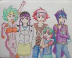 Arc V future by Yumeiko-chan
