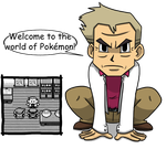 Professor Oak by Alex-namn