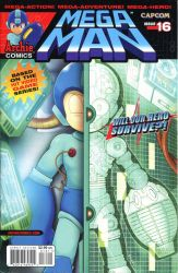 Mega Man Issue 16 by Marco-the-Scorpion