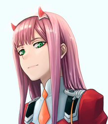 ZeroTwo by DreamsOfSilence