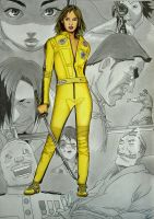 Kill Bill by MLBOA