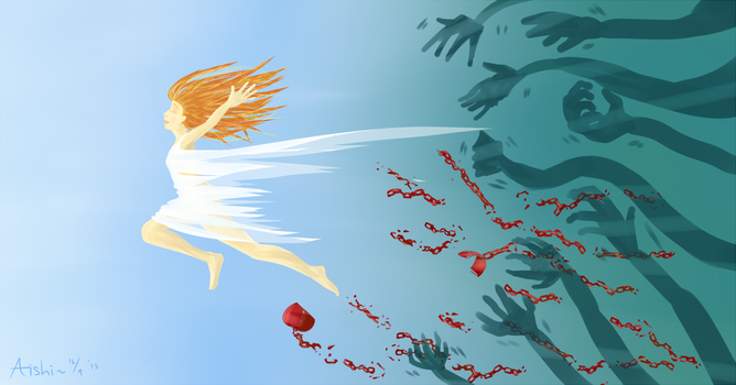 Freedom is a Choice by icy-ciel