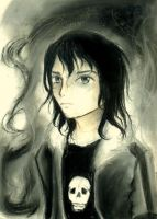 Nico Di Angelo by VelCake