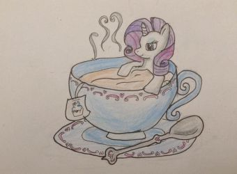 rarity tea by charge22807