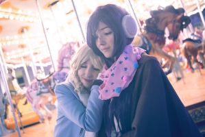 All I want for christmas - Love Live Cosplay by blanelle29