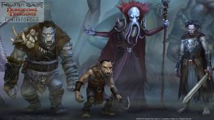 Forgotten Realms: Monsters (zoom 5) by Conceptopolis