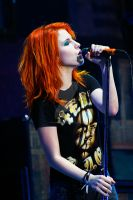 Hayley Williams of Paramore 5 by RyanRadical