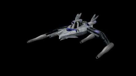Project Ragnarok player ship- Icarus pt 1 by Sapphirewolf3057