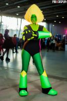 Steven Universe Peridot Cosplay by Sioxanne