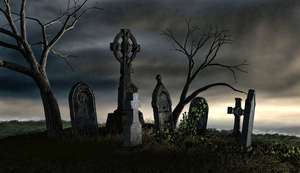 Graveyard by Roy3D