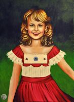 JonBenet Ramsey by NickMears