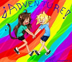 ADVENTURE xD by Yuky-CuteVampireGirl