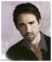 Lee Pace by hwaetmere