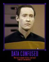 Data Confused by RyoLovesMe