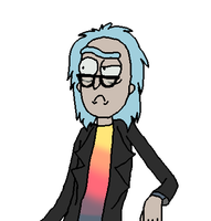 Deceptive Sophistication Rick by SamPanther